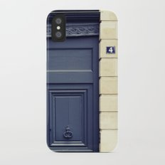 four Slim Case iPhone X