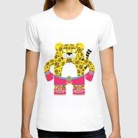 jaguar T-shirts featuring Jaguar by EinarOux
