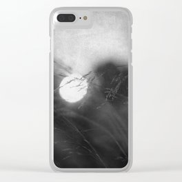 Anesthesia Clear iPhone Case