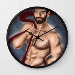Pin-Up Sailor Wall Clock