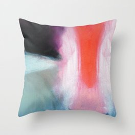 The Stirring Throw Pillow