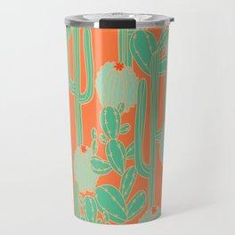 Cactus Mania Travel Mug