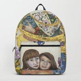 Embracing Love 1 Backpack