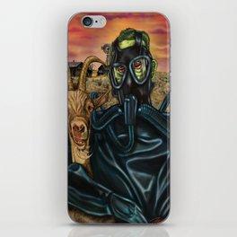 Frogman & Goatboy iPhone Skin