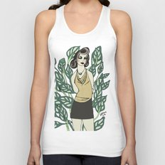 Why Try to Change Me Now? Unisex Tank Top