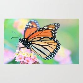 October Monarch Rug