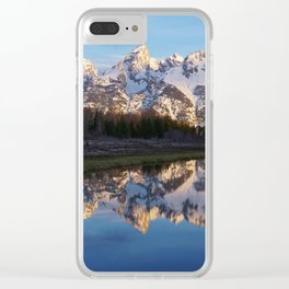 Cold & Clear Clear iPhone Case