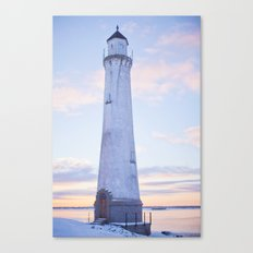 The Lighthouse. Canvas Print