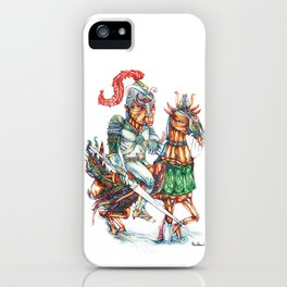 Ritter iPhone Case