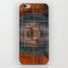 Unoccupied Digital Landscape iPhone Skin