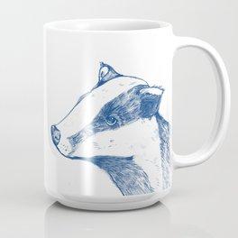 Badger Coffee Mug