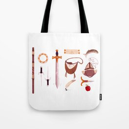 Xena Inventory Tote Bag