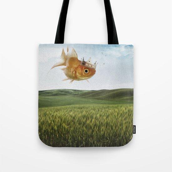 king fish Tote Bag