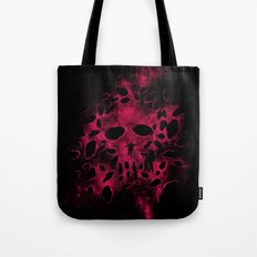 Death on Deep Space Tote Bag