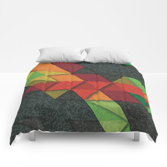 Autumn Road Comforters