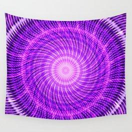 Eye of the Seer Mandala Wall Tapestry