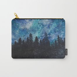 A Galaxy sky Carry-All Pouch