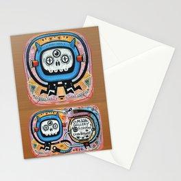 Les mots du chaman Stationery Cards