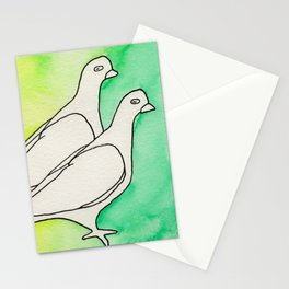 Two Birds no1 Stationery Cards