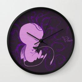 No(o)roo Wall Clock