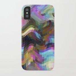 Crazy Quartz iPhone Case