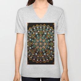 Inner Peace Mandala Unisex V-Neck