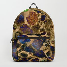 Sacred Heart Stone Backpack