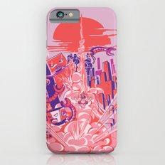 Smash! Zap!! Zooom!! - Big-Boobed Babe Slim Case iPhone 6s