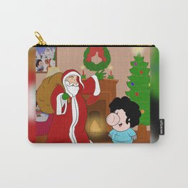 Santa Claus came to town! Carry-All Pouch