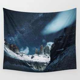 Torres del Paine National Park, Patagonia, Chile Wall Tapestry