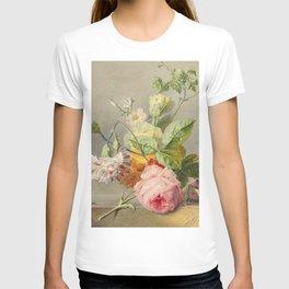"George Jacobus Johannes van Os ""Floral Still Life"" T-shirt"