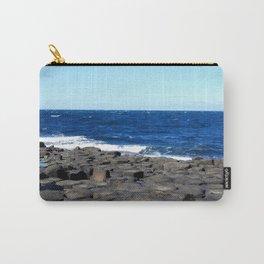 Gigant's Causeway. Antrim Coast. Northern Ireland Carry-All Pouch