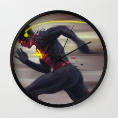 Reverse Flash Wall Clock