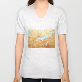 The Lost T Unisex V-Neck