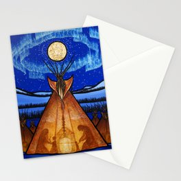 Returning Home Stationery Cards