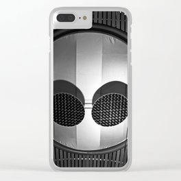 # 335 Clear iPhone Case