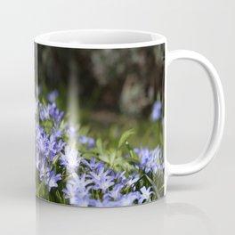 Blue Scilla Coffee Mug