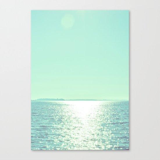 Summer Shine Canvas Print