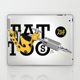 Tattos_Taboo Laptop & iPad Skin