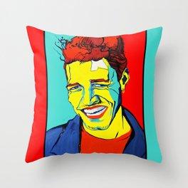 Xavier Dolan Throw Pillow