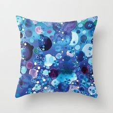 Wonder Sea Throw Pillow