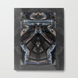 motorpsycho nightmare Metal Print