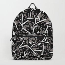 Air Jordan 1 Shadow - Collage Print Backpack