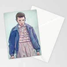 Eleven Stationery Cards