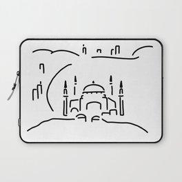 istanbul hagia sophia Laptop Sleeve