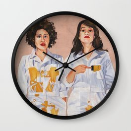 Kweens Wall Clock