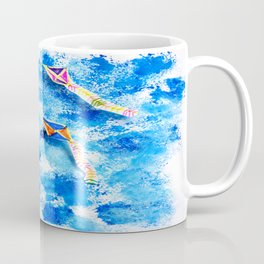 FREE SPiRiT KiTES   Fashion Kids Coffee Mug