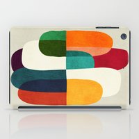 the cure iPad Cases featuring The Cure For Sleep by Picomodi