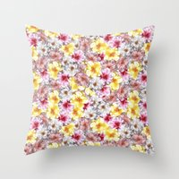 bali Throw Pillows featuring bali by gasponce
