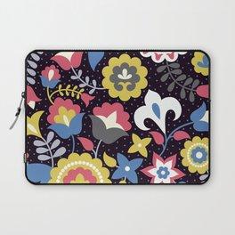 Flowers motives Laptop Sleeve